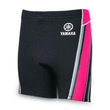 Women's Yamaha Neoprene Sport Shorts 15BNE Pink LG