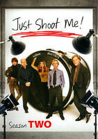Just Shoot Me: Season Two (DVD, 2014, 2-Disc Set)