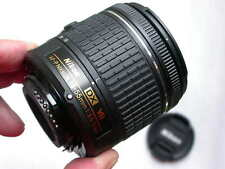 NIKON Nikkor AF-P 18-55mm 1:3.5-5.6 G DX VR - for newer Nikon DX bodies - Mint