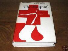 THE HOSPITAL Jan de Hartog 1st First Edition Ed