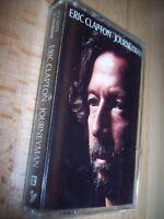 1989 Eric Clapton Journeyman Cassette