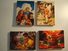 The Brothers Hildebrandt Collector Card Set by Comic Images