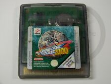 !!! GAMEBOY COLOR JEU superstar soccer 2000 d'occasion, mais bien!!!