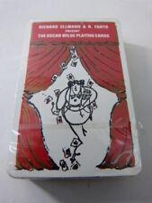 jeu de cartes the oscar wilde playing cards (cpnb1)