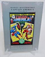 Captain America Volume 6 Col 137-148 Marvel Masterworks HC Hard Cover New Sealed