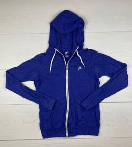 Nike Full Zip Hoodie Womens Size Medium