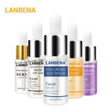 Lanbena Vitamina C Serum + ácido hialurónico suero anti-aging Hidratante Blanqueamiento