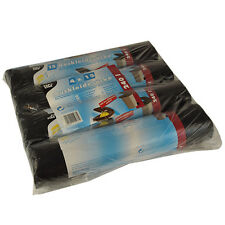 60 schwarze Auskleidesäcke für Mülltonnen 240 l 135 cm x 120 cm Papstar 11037