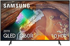 "Samsung QE55Q60T 55"" 4K QLED Smart TV - Negro"