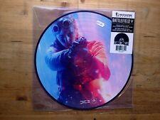 Battlefield V Original Soundtrack NEW SEALED PICTURE DISC Vinyl Record RSD 2019