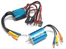 2435-4800KV+25A Combo Classic 2435 4Y 4800KV + 25A ESC brushless Sensorless 1/12
