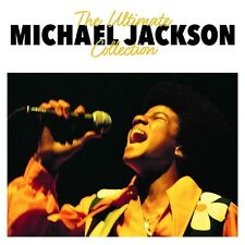 Michael Jackson-The Ultimate Collection 2 CD NUOVO