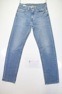 Levi's 751 Stretch (Cod.E1583) Tg45 W31 L34 Jeans Utilisé Taille Haute Vintage