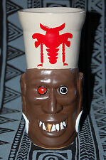 NEW! THE MOST RECENT GOOF TIKI MUG FROM BALI HAI, SAN DIEGO, CA + FREE EXTRAS!