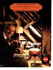 Publicité Advertising 058  1978   la bière Pelforth brune