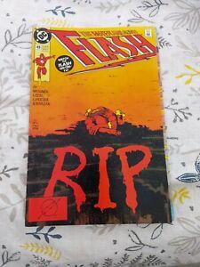 Flash Volume 2 (1987-2009) (DC Comics) #49