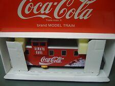 LGB 45710 Coca-Cola Drovers Caboose  NIB Rare