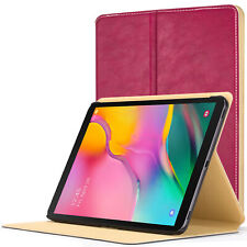 Samsung Galaxy Tab A 10.1 2019 Cover Case Stand Pink + Stylus Protector