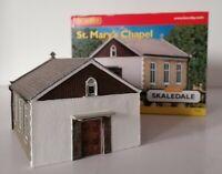 Hornby - OO Gauge - R8758 - St. Mary's Chapel