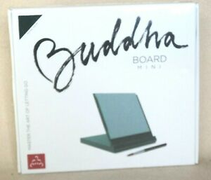 Buddha Board Mini Zen Inspired Painting Water Reusable Paintbrush Art New Sealed