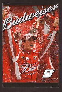 Sprint Cup--Kasey Kahne--2010 Booklet Schedule--Budweiser/Best Buy