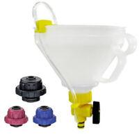 Coolant Filling Funnel Tools for Ford Suzuki Nissan GM Mazda Mitsubishi Chrysler