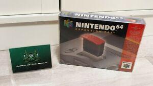 Nintendo64 Expansion Pak Ovp N64 TOP