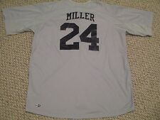 2005 AFLAC All America game used jersey size EXTRA LARGE Aaron Miller #24