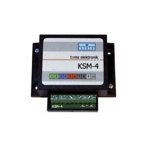 Tams El. KSM-4 Kehrschleifenmodul Art. 49-01147-01 - NEU