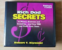 Rich Dad Secrets - Robert Kiyosaki - Audiobook 7CDs
