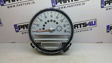2007-2010 BMW MINI ONE R55 R56 DASH SPEEDO INSTRUMENT CLUSTER
