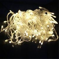 Outdoor Christmas Led String Lights Decorative Fairy Holiday Lighting Garland