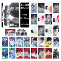 30Pcs/set KPOP TXT TOMORROW X TOGETHER Album Photo Card Lomo Card PhotoCard