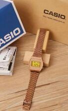 Casio Vintage Watch B640 Rose Gold