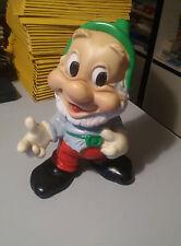 GIOCATTOLO TOY pupazzo Gomma Rubber VINTAGE NANO Walt Disney  anni 60