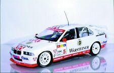 1:18 UT Models BMW Race E36 320i STW '97 #5 Cecotto 'Warsteiner'