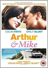 Arthur And Mike Dvd Colin Firth Brand New & Factory Sealed