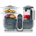 Babymoov Duo Meal Station Food Maker Processor, Steam Cooker, Blender (Open Box)