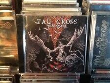 "TAU CROSS  ""Pillar Of Fire"" 2o17 (CD) METAL PUNK HARDCORE"