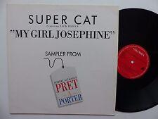 "MAXI 12"" BO Film Pret a porter SUPER CAT feat JACK RADICS My girl Josephine"
