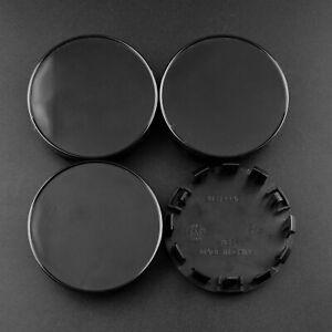 4x 70mm Black Wheel Center Cap for 40342-EA210  Frontier TITAN Pathfinder ARMADA