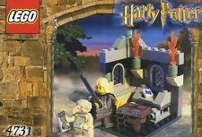 "Lego Harry Potter ""Dobby's Release"" #4731 Lucius Malefoy 100% COMPLET GARANTIE"