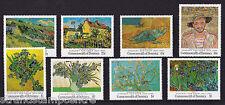 Dominica - 1991 Vincent van Gough - U/M - SG 1443-50