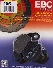 EBC/FA067 Brake Pads (Front) - Kawasaki AR125, KLR250, GPZ305, Z400, GT550, Z550