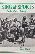 1970 Book King of Sports Cycle Road Racing by Peter Ward