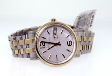New Authentic MARC BY MARC JACOBS Men's Watch MBM8652 Day Date Time Sec / No Box