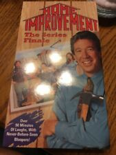 home improvement vhs the series finale