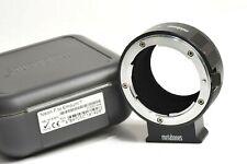 METABONES adapter NIKON F lenses to  SONY E mount (NEX)