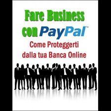 Fare Business con Paypal + diritti di rivendita