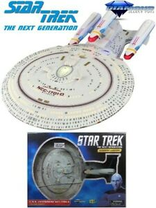 Diamond Select Toys Star Trek TNG Enterprise NCC-1701-D All Good Things Ship New